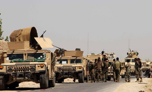 Over 100 casualties in Taliban attack