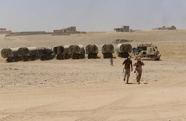 Barzani leads new op against ISIL in Mosul
