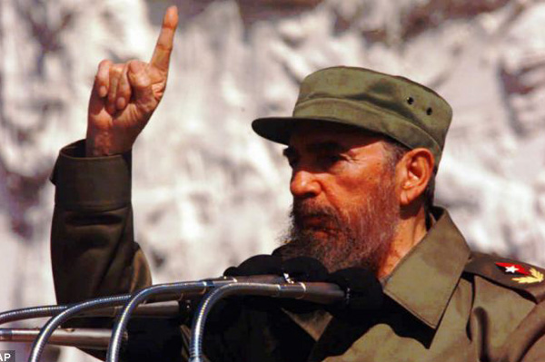 Fidel Castro turns 90
