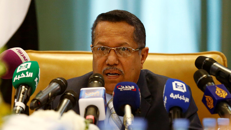 Yemen PM arrives in Cairo, to meet with Sisi