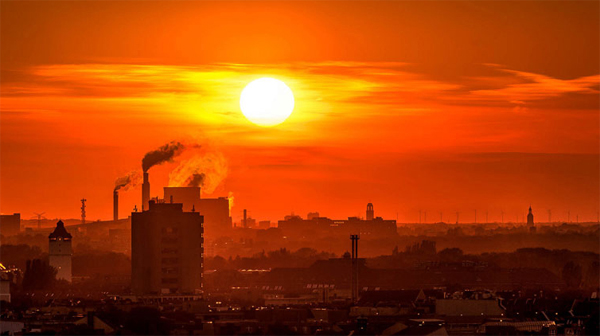 July was Earth's hottest month in modern times