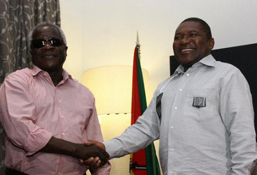 Initial agreement reached in Mozambique peace talks