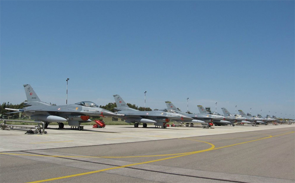 Almost all Akinci base F-16 pilots involved in coup bid