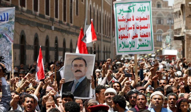 Ex-president offers Yemen's military bases to Russia