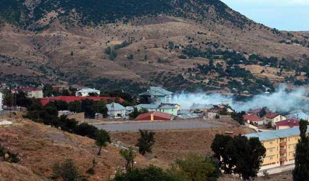 PKK launches twin attack in eastern Turkey