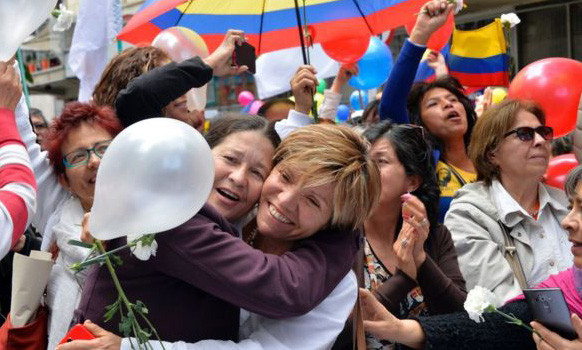 Colombian announces cease-fire with FARC