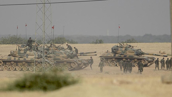 US opposed to southern offensive against partners