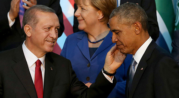 Obama, Erdogan to meet Sunday amid tensions