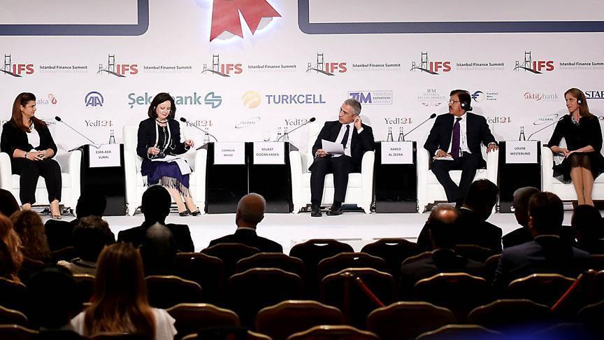 Istanbul Finance Summit to focus on geopolitical risk