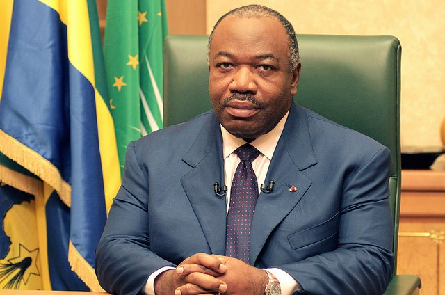 Gabon president accused of crimes against humanity
