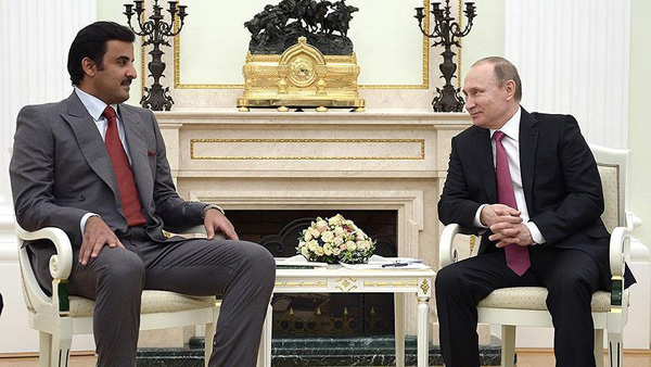 Qatar, Russia sign military cooperation agreement