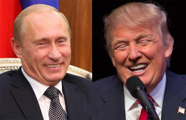 Russia interfered in US election to help Trump win