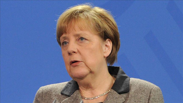 Germany's Merkel to meet with Jordanian king in Amman