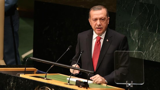 Erdogan at the UN: we will fight terror on our own terms