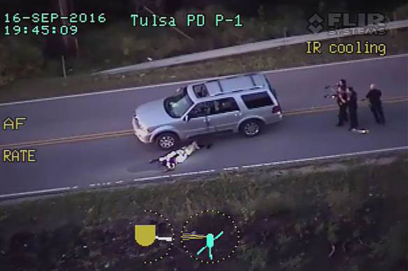 Tulsa police shooting investigated by Justice Dept