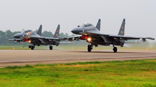 Japan reacts as Chinese jets fly through Okinawa strait