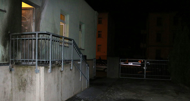 German mosque attacked with homemade explosive