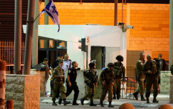 Palestinian killed in West Bank by Israeli police