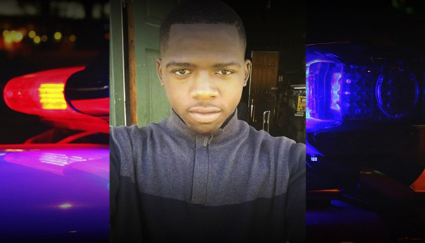 Officials ID black teen shot by police in California
