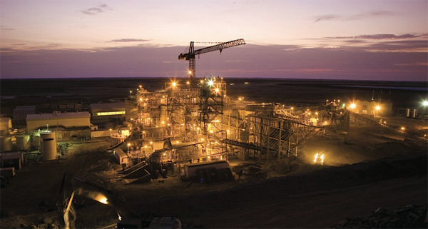 Canadian firm agrees deal in Mauritania mine dispute
