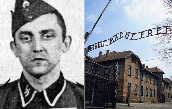 German trial of Auschwitz medic, 96, collapses