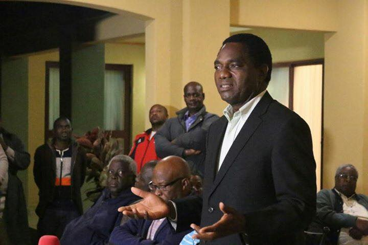 Zambia: Another opposition party leader arrested