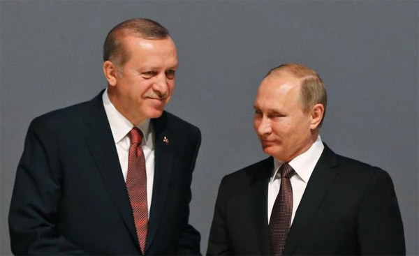 Russia, Turkey sign Turkish Stream agreement