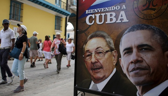 US amends Cuba migration policy, cements thaw