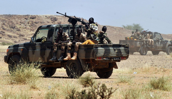 10 soldiers killed in western Niger attack