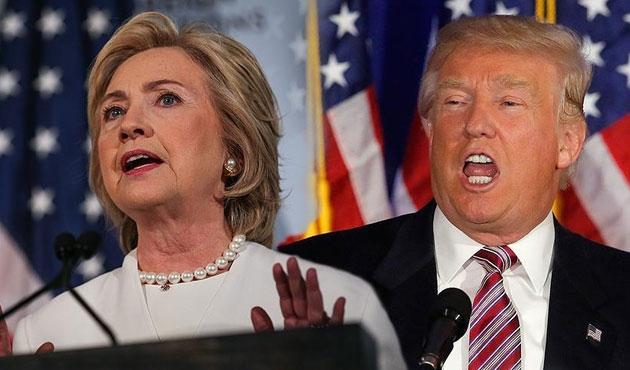 Three days out, Trump and Clinton blitz swing states