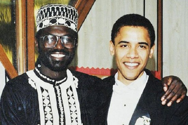 Obama's half-brother says he'll be voting for Trump
