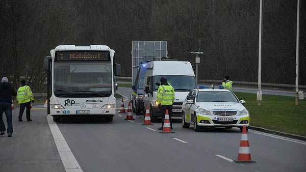 EU proposes extending Schengen zone border controls