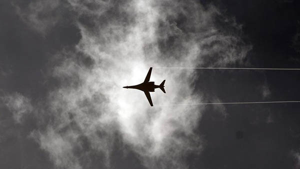 Chinese military planes intercept US aircraft: reports