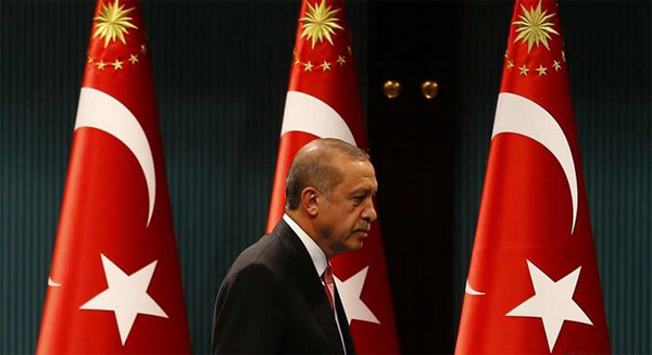 Turkish president reiterates call for death penalty