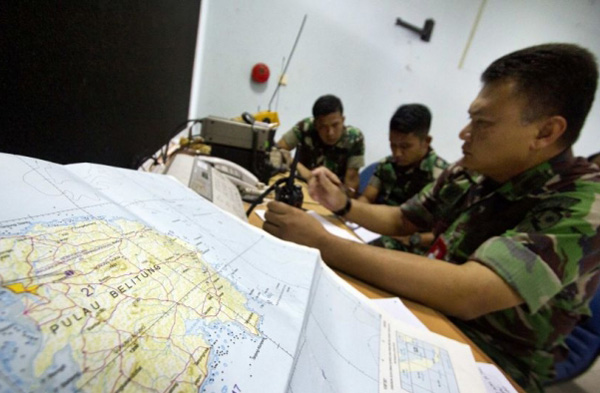 Plane carrying 9 people missing in eastern Indonesia