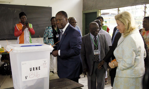 Blowout win for new constitution in Ivory Coast