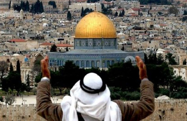 'Adhan will stay in Jerusalem until Doomsday'