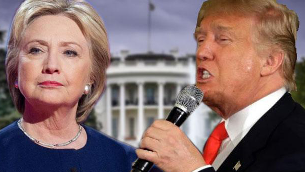 US Election 2016: America goes to the polls