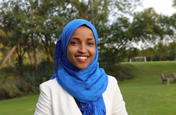 Ilhan Omar: US's first Somali-American legislator