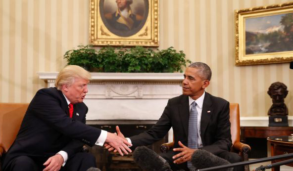 Trump: I have a lot to learn from Obama...