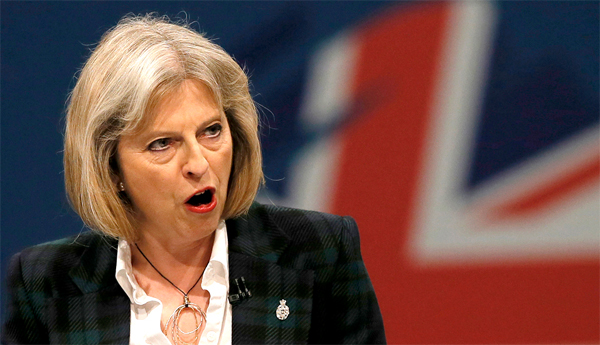 British PM says 'enough is enough' after London attack