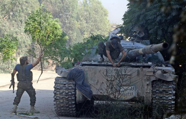 41 ISIL extremists 'neutralized' in northern Syria