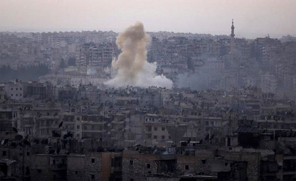 29 killed by regime airstrikes over Idlib and Aleppo