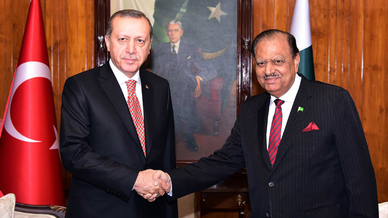 Pakistan, Turkey agree to deepen trade, defence relations