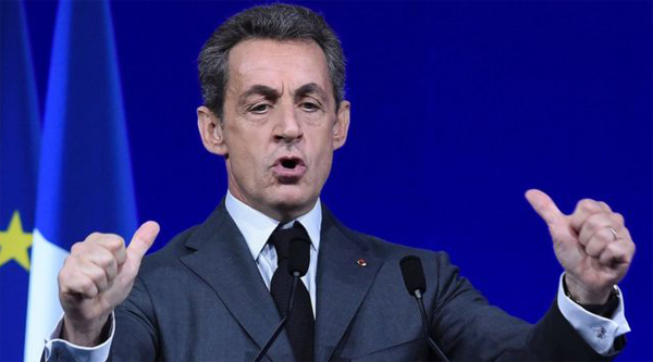 Sarkozy avoids debate question on Libya cash