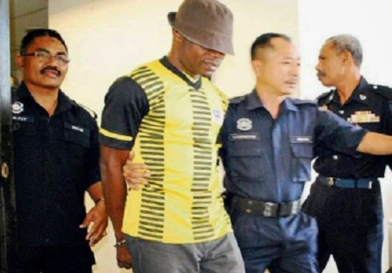 Nigerian, Malaysian hanged in Singapore for trafficking