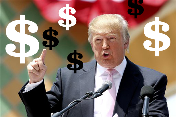 Trumps oligarchy: 'working class' cabinet worth $35 bn