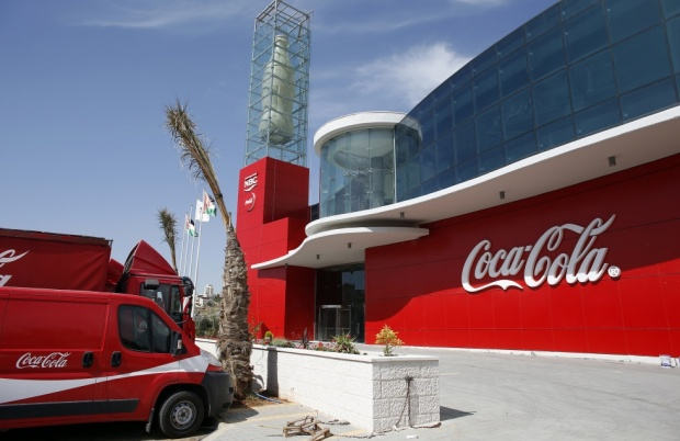 Coca-Cola opens first factory in Gaza Strip