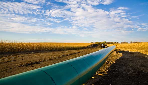 Trump administration approves Keystone XL oil pipeline