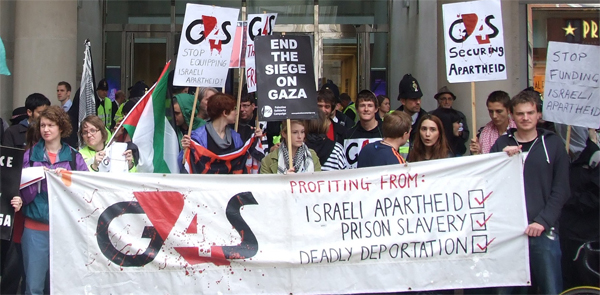 Finally, G4S ditches Israeli businesses